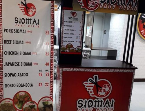 Five Best Siomai Food Cart Franchises in the Philippines