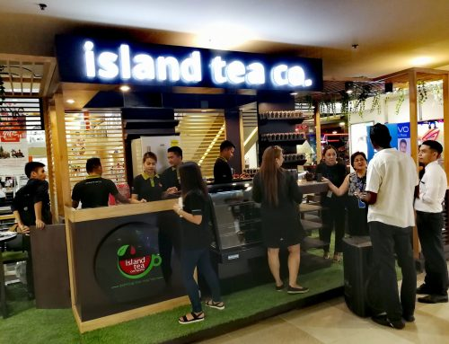 How to Start an Island Tea Co. Franchise