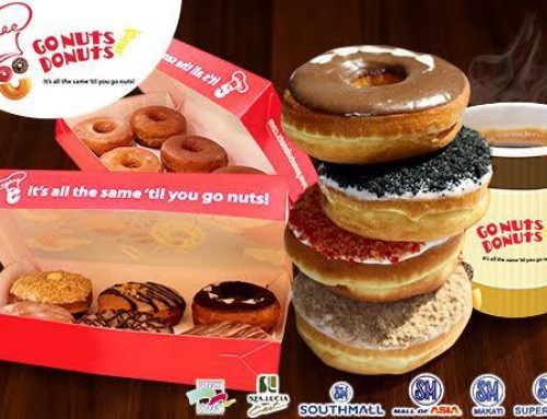 How to Franchise Go Nuts Donuts