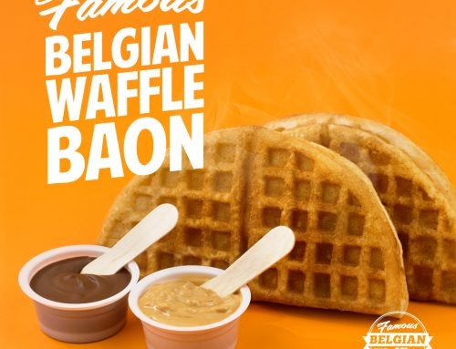 How to Franchise a Famous Belgian Waffles Food Cart in the Philippines