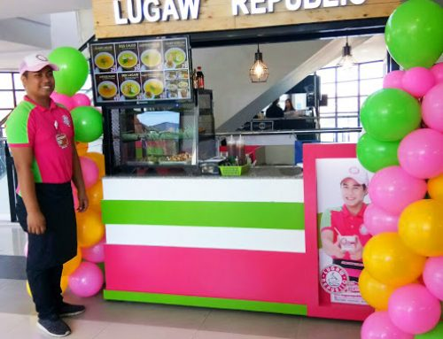 How to Franchise Lugaw Republic