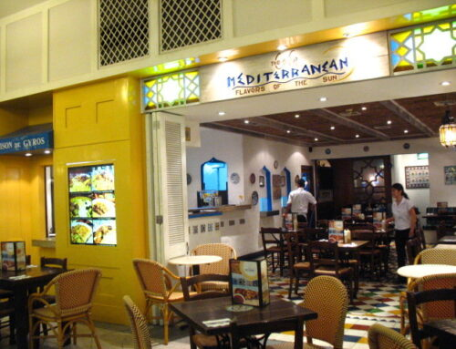 How to Start a Cafe Mediterranean Franchise Business