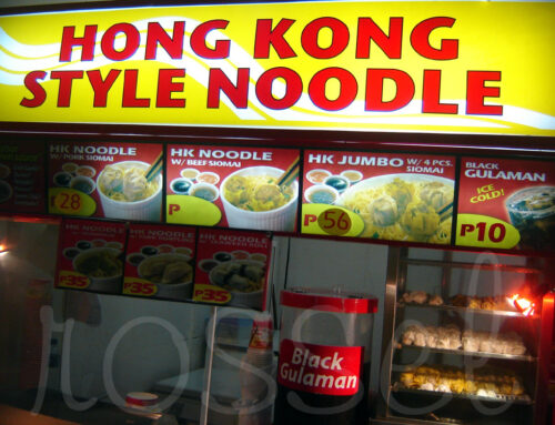How to Franchise Hong Kong Style Noodles