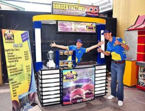 How to Franchise Burger Factory Food Cart