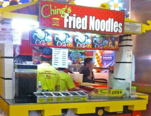 How to Franchise Ching's Fried Noodles