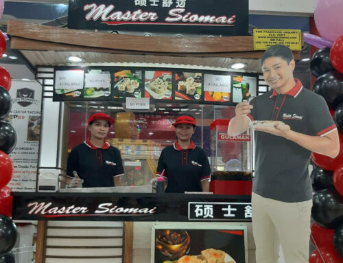 How to Start a Master Siomai Franchise